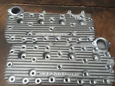OFFENHAUSER OFFY FORD MERCURY FLATHEAD 8BA 239 255 FINNED CYLINDER HEADS 1069