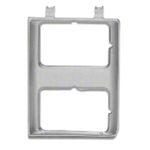 New Driver Side Headlight Door fits 1985-1988 Chevrolet Blazer 15598727 Plus