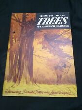 How to Draw Trees by Frederick J Garner Walter T Foster Art Book
