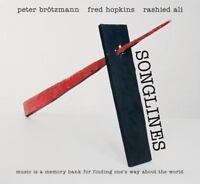 BRÖTZMANN/HOPKINS/ALI - SONGLINES 2 VINYL LP NEW+