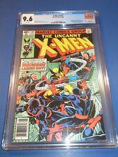Uncanny X-men #133 Bronze age Dark Phoenix Saga Newsstand Variant CGC 9.6 NM+