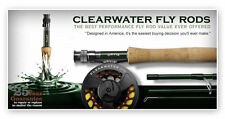 Orvis Clearwater Freshwater Fly Rod/Reel Outfit - Discontinued 2018 Model