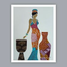 African Art Collage 3
