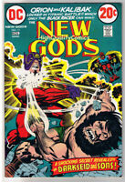 NEW GODS #11, VF, Jack Kirby, Darkseid and Sons, 1971, more in store