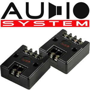 AUDIO SYSTEM CARBON FWC Frequenzweiche 2 Wege Weiche für Komposysteme Crossover