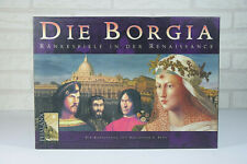 Die Borgia Komplett Kartenspiel NEU Ränkespiele in der Renaissance