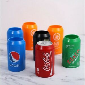 2PC Hide A Beer Can Cover Bottle Sleeve Case Cola Cup Cover Bottle Hide Beverage