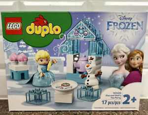 LEGO Elsa and Olaf's Tea Party DUPLO Princess TM (10920)   Brand New  