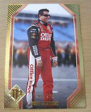 2012 PRESS PASS TOTAL MEMORABILIA TONY STEWART #/275 NASCAR OFFICE DEPOT SPRINT