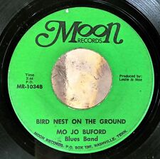 BLUES HARMONICA 45: MOJO BUFORD Early One Morning/Bird Nest on the Ground