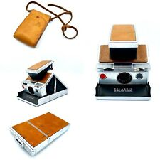 Polaroid SX-70 Land Camera, Using SX-70 Film, original case - Tan - Fully tested