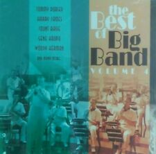 The Best Of Big Band Vol.4 Cd 2004 (a43) Jazz Big Band Swing Disc Only #M28