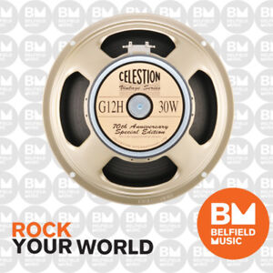 Celestion T4533 Classic Series G12H Anniversary Guitar Speaker 12 Inch 30W 8OHM