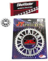 JT Chain 14-50 Alloy Sprocket Kit for KTM 125 MX 1992