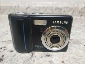 Samsung Digital Camera - Digimax S500 Dark Blue 5.1MP