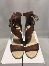 Dolce Vita Women's Oriana Dress Sandal,Brown,10 M US