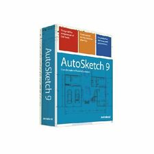 Autodesk Autosketch 9-descarga de software para Windows con código de serie Original
