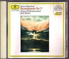 Karl BÖHM BRUCKNER Symphony No.7 Wiener Philharmoniker BOHM 1977 West Germany CD