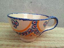 Tasse aus Porzellan Henriot Quimper, sehr guter Zustand, Art Déco , Sammlung