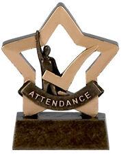 La partecipazione MINI STAR Trofeo Premio Scuola di Resina Solida Award 8 cm A974 GMS