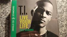 T.I. feat. Rihanna / Live your Life - Maxi CD