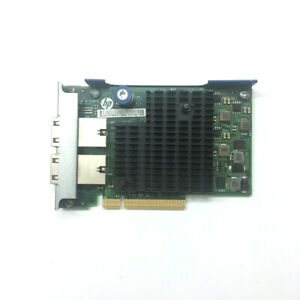 HP 701525-001 Ethernet 10gb 2-Port 561flr-t Adapter 700699-b21 700697-001