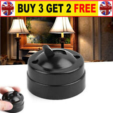 UK Round Single Control Retro Light Switch Old Fashioned Wall Mount Home Decor