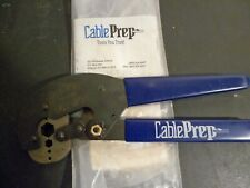 Cable Prep HCT-231 Hex Crimp Tool .475 .262 .108 .100