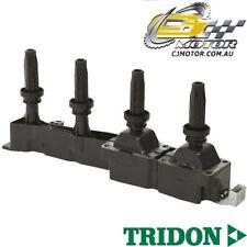 TRIDON IGNITION COIL FOR Citroen  C2 VTR, VTS 01/04-12/08, 4, 1.6L TU5JP4 (S)