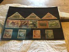 Mozambique Stamps Lot