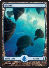 1x Island (234) - Full Art - Foil NM-Mint, English Zendikar MTG Magic