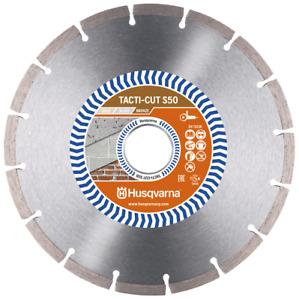 """Husqvarna Tacti-Cut S50 350mm 14"""" Diamond Blade"""