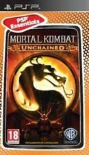 Mortal Kombat Unchained Essentials Edition Sony PSP Game