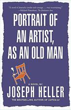 Portrait of an Artist, as an Old Man : A Novel-ExLibrary