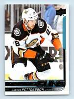 2018-19 Upper Deck Young Guns Marcus Pettersson RC ! #229