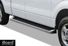 iBoard Running Boards Style Fit 09-14 Ford F150 SuperCrew Cab