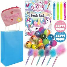 Girls Birthday Pre Filled Kids Sleepover Party Bags Favours Gifts For Kids