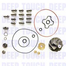 Powerstroke 7.3L Turbo Compressor 5+5 Wheel & Upgraded Rebuild Kit For GTP38