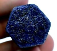 198.5 Ct Natural Huge Blue Sapphire Certified Earth-Mined Specimen Rough Gem