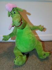 Plush Elliott Pete's Dragon Disney Store Authentic Classic Elliot Great Used Toy