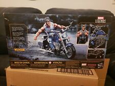 New listing Hasbro Marvel Legends 6in Wolverine with Motorcycle Unopened/New