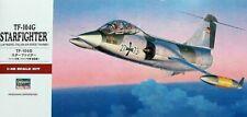 """Hasegawa PT40 TF-104 G 1:48 scale """"Italian & German markings"""""""