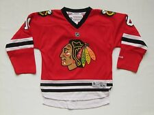 NHL Chicago Blackhawks Hockey replica Jersey #10 Patrick Sharp Youth S/M Reebok