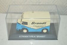 FOURGON CITROEN  TYPE H BRANDT  DIE CAST   1/43 CAR/AUTO NEUF VINTAGE