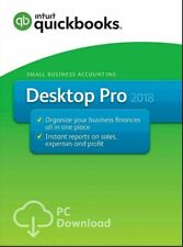 Intuit Quickbooks Pro 2018 For Win - Full Version - Lifetime Activation