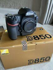 Nikon D850 DSLR Camera, Kit, Nikkor 70-200 Lenses, Flash, Sigma, Lee Deluxe