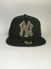 New York Yankees New Era 59Fifty Fitted Hat Black 7 3/8. C5/27