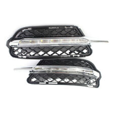 For 10-12 Benz W221 Facelift S Class LED Daytime Runing Fog Light A221 GRILL KIT