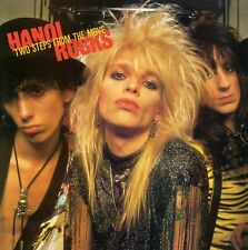 "Hanoi Rocks ""Two Steps From The Move"" (Drastic Plastic) 140 gm yellow NEW Vinyl"