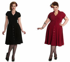 Hell Bunny Machine Washable Regular Size Dresses for Women